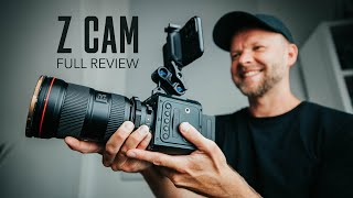 Z CAM E2-F6 FULL REVIEW - Cinematic High Quality Made Affordable