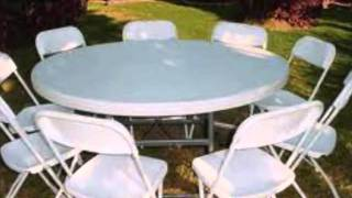 Party Rental in Broward - Tents - Tables - Chairs