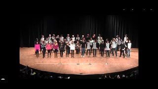 Stevie Wonder Medley performed by Kalamazoo College A cappella