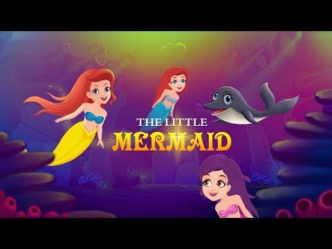 The Little Mermaid - Under the Sea Full Story 2019 | नन्हीं जलपरी | Hindi Kahani | Stories For Kids