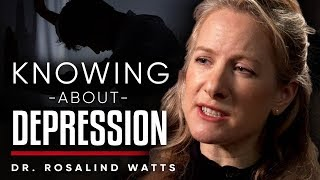 CRITICAL INNER VOICE: What You Don't Know About Being Depressed | Dr Rosalind Watts on London Real