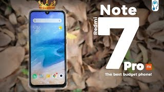Xiaomi Redmi Note 7 Pro Full Review - The King is Here!