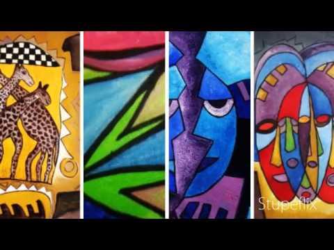 The Art of Lanre Buraimoh