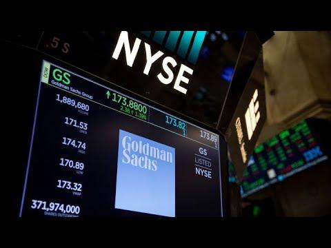 Goldman Sachs reports EPS beat, revenue miss