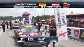 2014 Pirelli World Challenge at Toronto and Mid-Ohio on NBC Sports Network