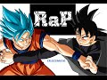 Download GOKU VS GOKU BLACK RAP | Dragon Ball Super (En Español) 2016 MP3 song and Music Video