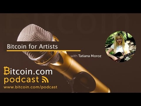 Bitcoin for Artists
