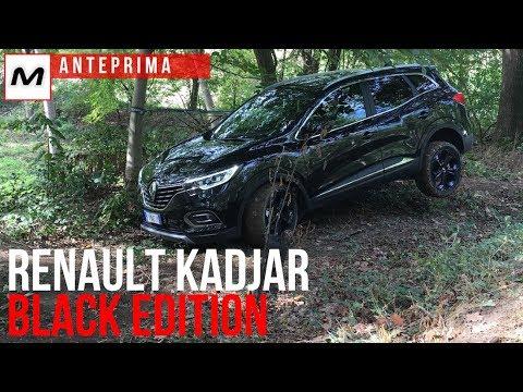 Renault Kadjar Black Edition: prova su strada del SUV compatto