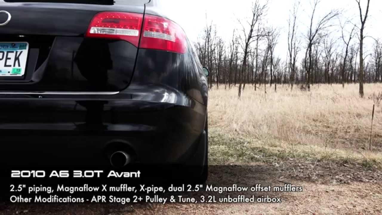 2010 A6 3.0t Avant - 2.5