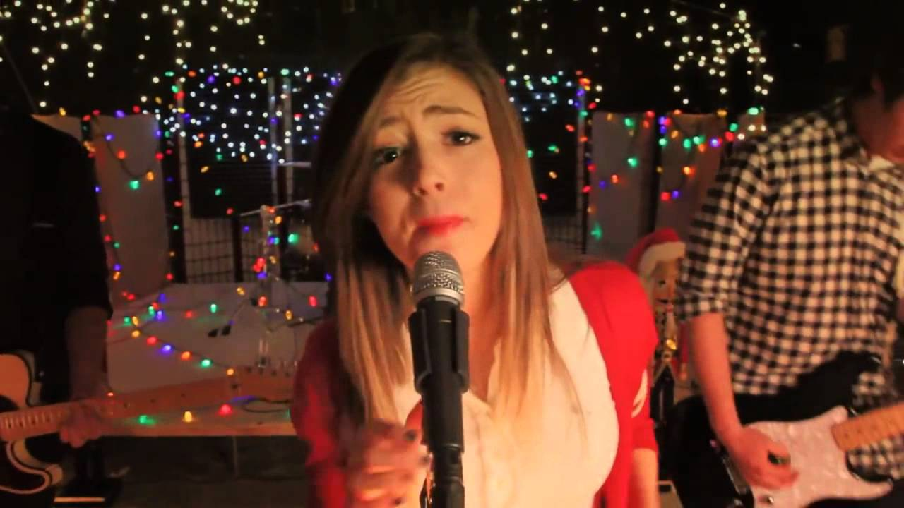 All I Want For Christmas Is You By Chrissy Costanza - YouTube