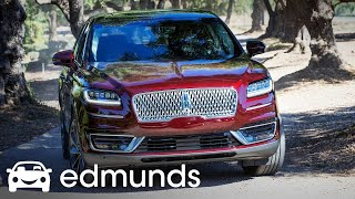 Can the 2019 Lincoln Nautilus Torpedo the Competition?  | Edmunds