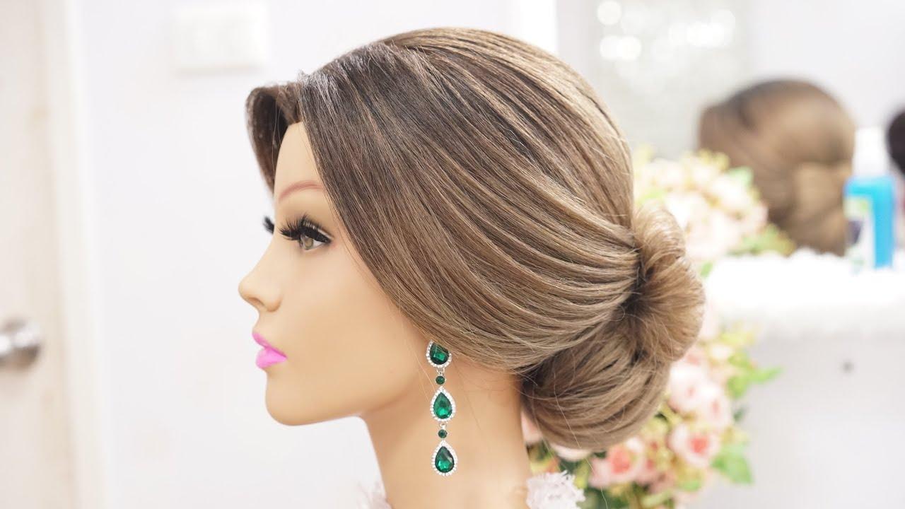 #easy #hair #gorgeous #wedding