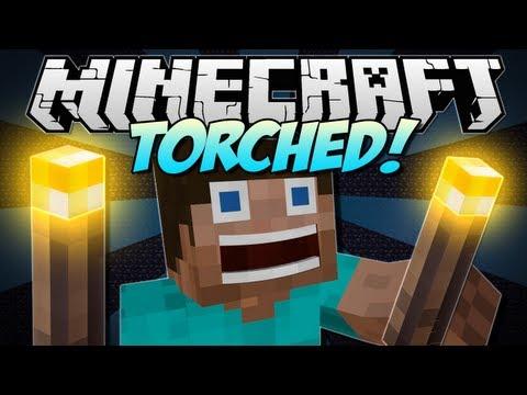 Minecraft | TORCHED! (Insane Guns, Missile & Bombs!) | Mod Showcase [1.5.1]
