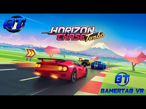 Horizon Chase Turbo | PS4 Gameplay Review | Outrun 2018?