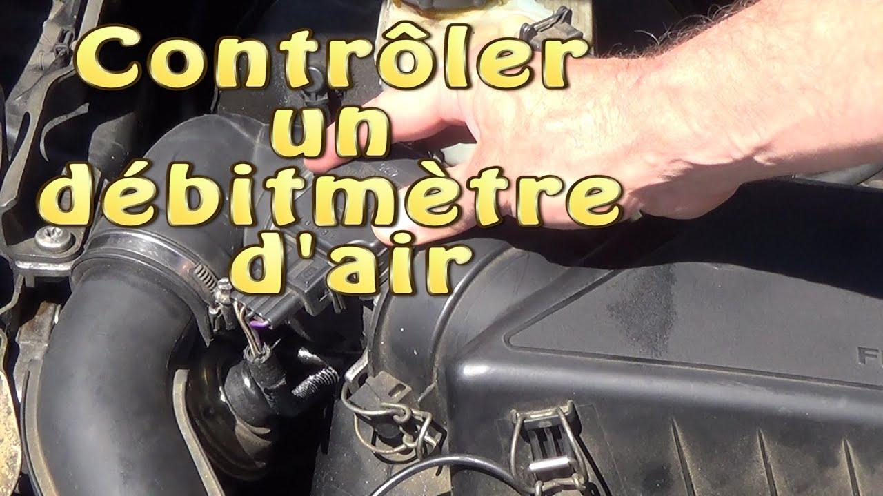 Debimetre d/'air Renault Clio 2 1.9 dTi