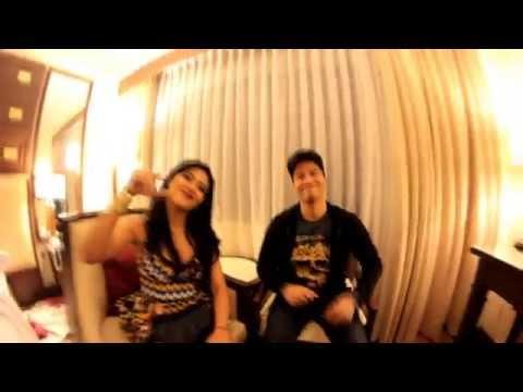 DJ Roni Joni & Jacqualine at cafe bola solo