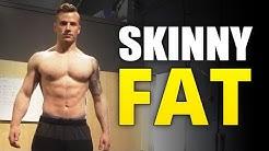 Skinny Fat Solution | Skinny Fat Diet & Workout