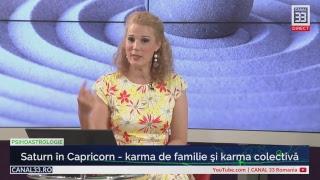 Saturn în Capricorn - karma de familie şi karma colectivă
