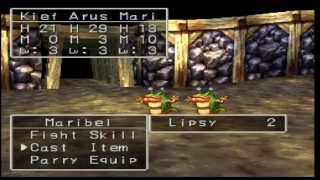 Let's Play Dragon Warrior VII #6: The Heartless Warrior!