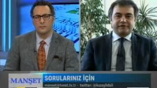Tvnet-Manset-Ali Değermenci-Konuk: Mustafa Kartoğlu--Rahim Er-18.03.2014
