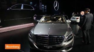 Got an Extra $166,700? Buy a New Mercedes Maybach