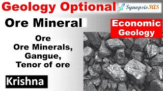 Economic Geology: Ore Mineral …