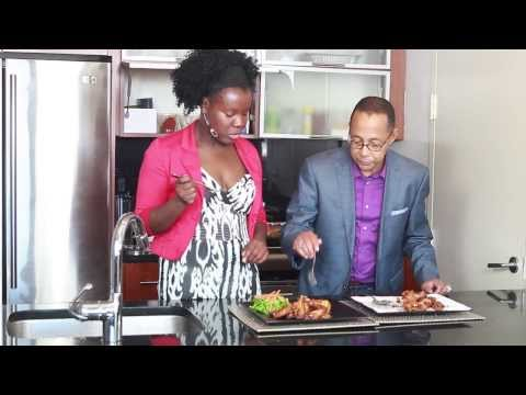 Dishing It with Jeff Gardere!  Haitian Chicken Wings and Macaroni au Gratin