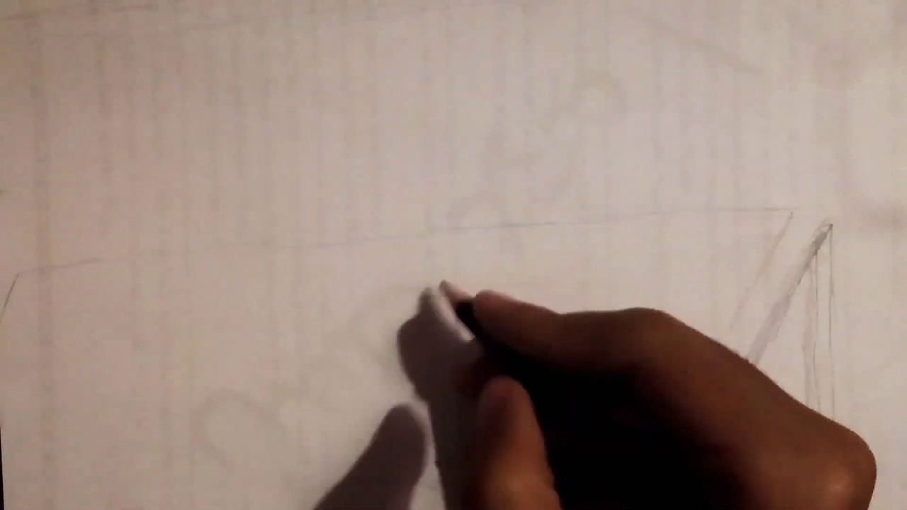 time-lapse drawing #1