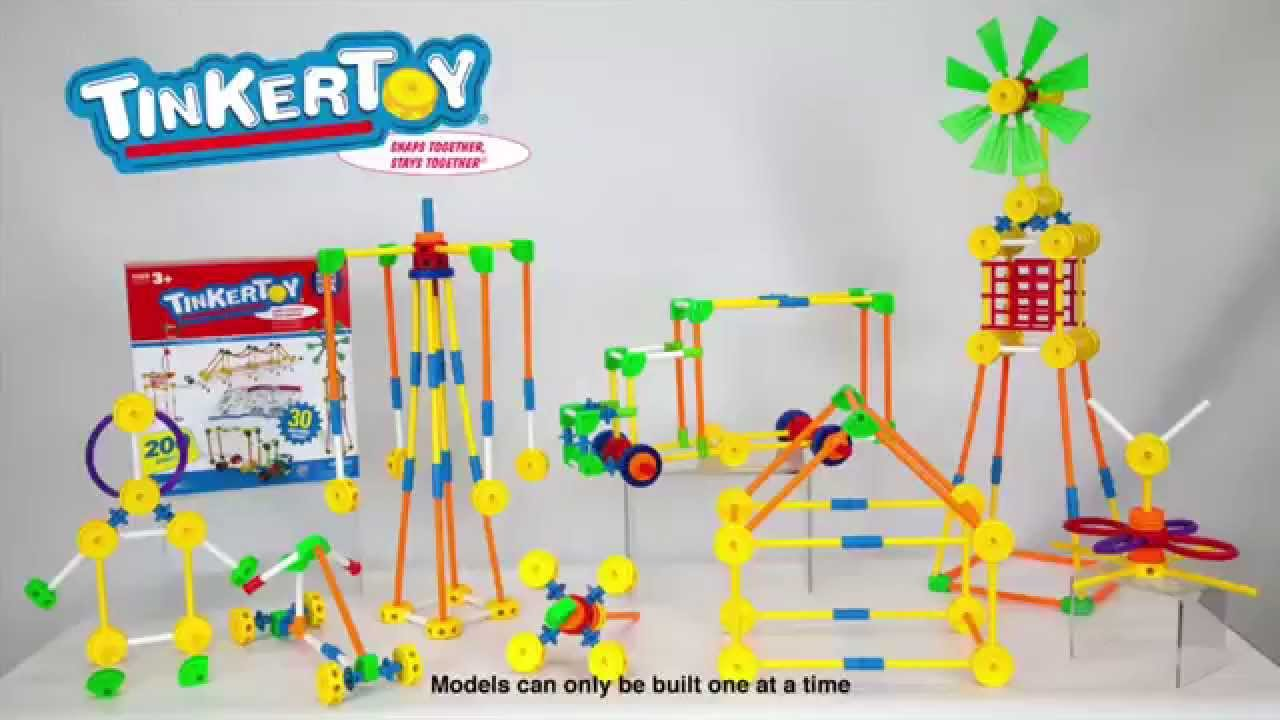 Image result for tinker toys