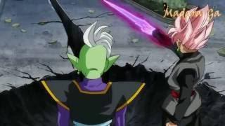 Video Goku vs black goku batalla completa audio latino download MP3, 3GP, MP4, WEBM, AVI, FLV Februari 2018