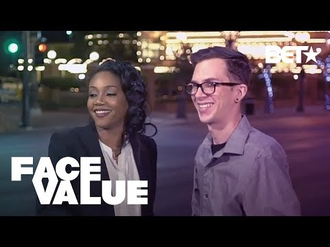 Tiffany Haddish Talks To A White Guy And Gets Some Interesting Info | Face Value