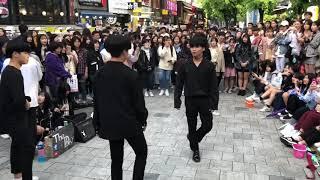 VLOG: PART 6 // SOUTH KOREA, SEOUL | Южная Корея, Сеул // Hongdae, K-pop dance