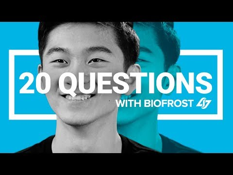 20 Questions with CLG Biofrost