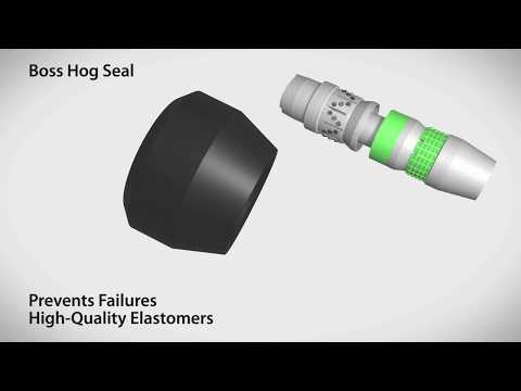 Boss Hog — Designed to Deliver a Step-Change in Composite Plug Performance