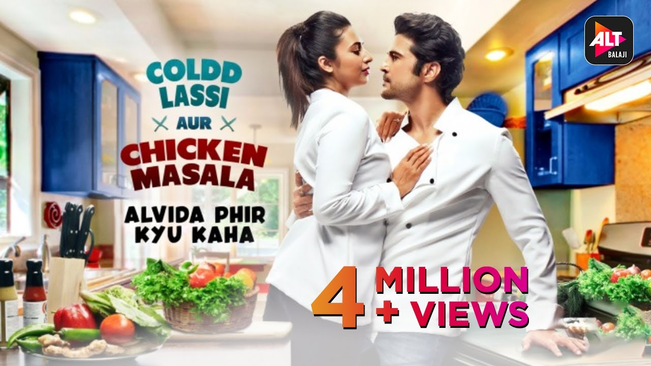 Download Alvida Phir Kyu Kaha | Music Video | Coldd Lassi aur Chicken Masala | Anu Malik | ALTBalaji
