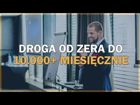 Droga od zera do 10.000+ zł miesięcznie - historia Maciej Wilczyk