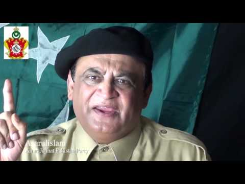 Asarulislam's Independence Day address to Pakistan nation August 14, 2012