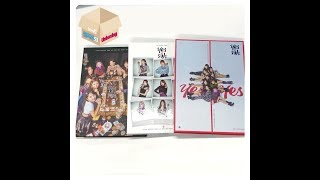 1theK Unboxing(원덕후의 언박싱): TWICE(트와이스) _ THE 6TH MINI ALBUM 'YES or YES'