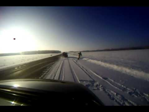 WAKE UP: Автобординг - дорога в Магнитогорск 2013