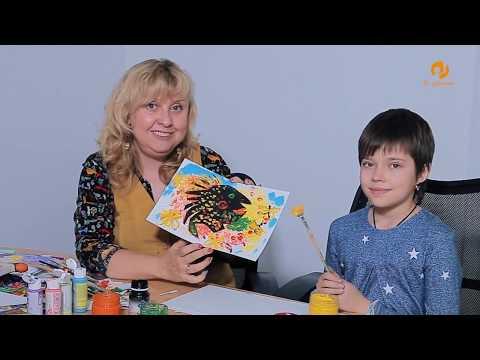 Видеоурок «Детские страхи: как помочь ребенку с помощью арт-терапии»