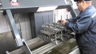 Ремонт трещины головки блока цилиндров Renault Master 2.5 cdi