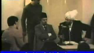 Question & Answer Session 18 December 1984.
