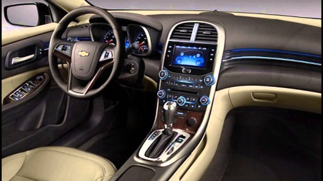 Marvelous 2015 Chevrolet Malibu Interior Design