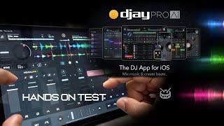Algoriddim Djay PRO AI - Neural Mix Update