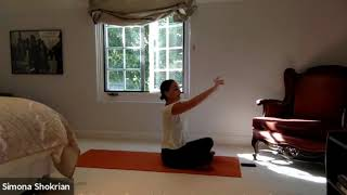 Beginner/Intermediate Yoga - Session 17