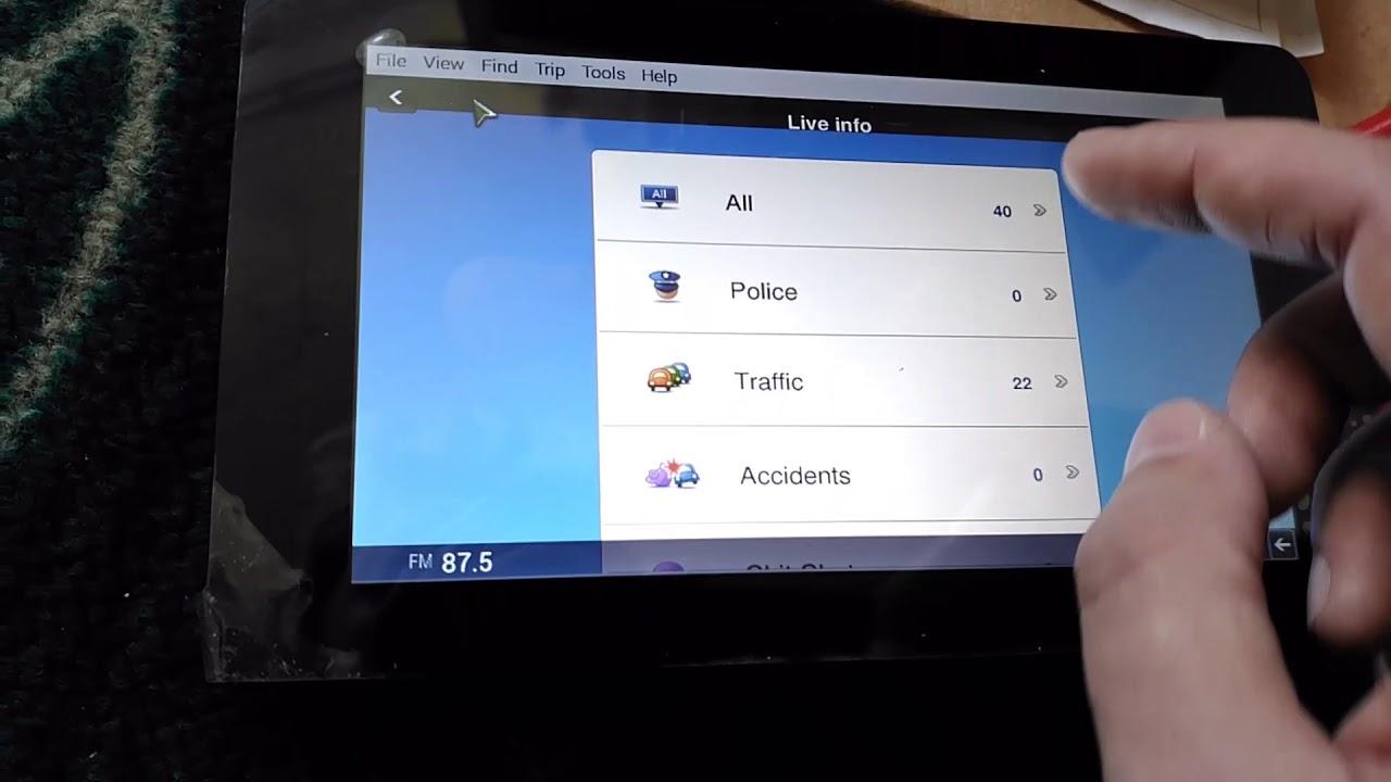CarPi with Waze GPS Navigation System