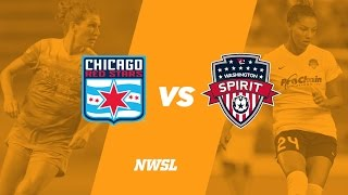Chicago Red Stars vs Washington Spirit full match
