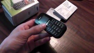 Відео огляд Samsung GT E-1202 Duos