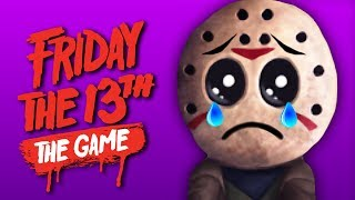 WE KILLED JASON!!! | Friday The 13th: The Game - How To Kill Jason (ft. H2O Delirious, Ohm, & More)