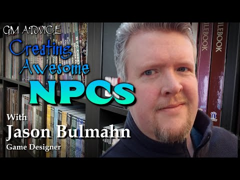 A Guide To Creating Awesome NPCs For Pathfinder And D&D